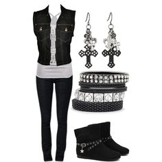 my rebel night by karlibugg on Polyvore