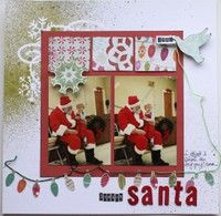 A Project by madamehaskell from our Scrapbooking Gallery originally submitted 01/05/13 at 10:45 AM