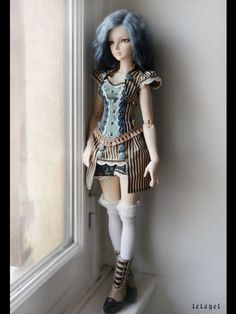 Lelahel ~ clothes & accessories for your dolls ~ steampunk