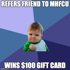 Next week we'll reveal the winners of our recent Refer-A-Friend contest!