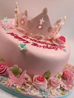 Princess Birthday Cake #4