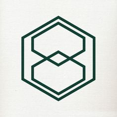 #logo #concept #hexagon #normal