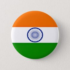 India Flag Button created by WorldBannerMan. Indian Flag Pic, Indian Flag Images, Indian Idol, Indian Army, Poster Background Design, Theme Background, Geometric Background, Independence Day Theme, New Instagram Logo