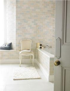 Bon Information About Chic Craquele™ Medium White Tile