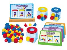 Early Math Activity Jars Lakeshore Learning Materials http://www.amazon.com/dp/B009YZQEEI/ref=cm_sw_r_pi_dp_Imm.ub09X5VBE
