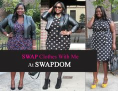 #StylishCurves in Swapdom!