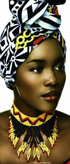 Gorgeous 49 Head Wraps for African American Women – New Natural Hairstyles New Natural Hairstyles, Natural Hair Styles, African Beauty, African Fashion, African Style, African Makeup, Tribal African, African Head Wraps, Style Outfits