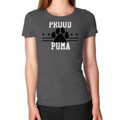 Proud Puma Shirt Women's T-Shirt