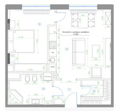 House Layout Design, House Layouts, Apartment Floor Plans, Flat Ideas, Modular Homes, Bedroom Themes, Apartment Interior, Small Apartments, Architecture Details