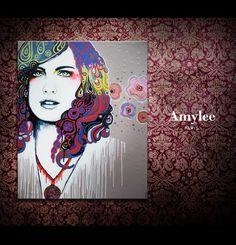 Painting © Amylee (Paris)  www.amylee.fr