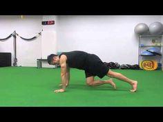 93.【筋トレ】1分間〜ながらトレーニング -Plank Knee Twist-