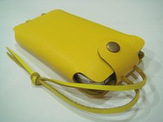 Leatherprince Handmade iPhone 4S leather case   by leatherprince, $47.50