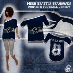 147 Best Seattle Seahawks Fashion for Women images | Seahawks fans