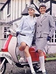 Image result for 60s mod scooters