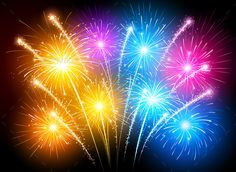 Illustration about Bright colorful fireworks against the dark sky. Illustration of fire, illustration, fireworks - 44674161 New Year Wallpaper, Star Wallpaper, Galaxy Wallpaper, Colorful Wallpaper, New Background Images, Glitter Background, Background Templates, Paper Background, Happy Diwali Images Hd