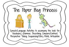 1000 images about the paper bag princess by robert munsch on pinterest paper bags dragon. Black Bedroom Furniture Sets. Home Design Ideas