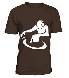 Cool DJ   Mens Black DJ Turntable Hoodie  #gift #idea #shirt #image #music #guitar #sing #art #mugs