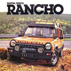 1977-1984 MATRA-SIMCA Rancho