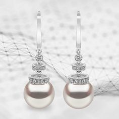 83c16622c Our new Essentials Collection is elegantly timeless, as shown here with an  exquisite pair of