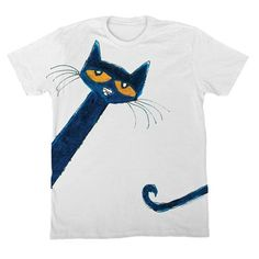 Pete the Cat wraparound shirts & sweatshirts from Signal