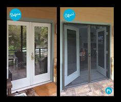 This one is a no-brainer. Brisa Retractable Screens are a huge benefit to anyone looking to enjoy a little extra fresh air this autumn. From early mornings sipping coffee on the porch, to roasting marshmallows around a bonfire, autumn is the best time of year to let the outside air into your home. #DIY