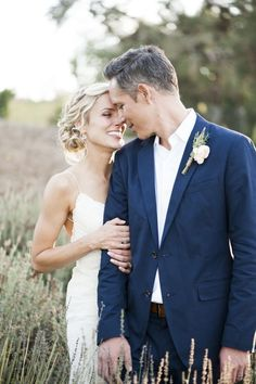 Rustic chic vineyard wedding in California | Photography: Caitlin O'Reilly