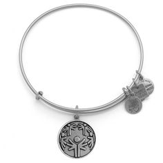 Commitment | Empowerment | Champion  Alex and Ani Power of Unity Charm Bangle at The Paper Store