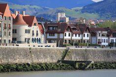 Basque Country, Bizkaia, Getxo, Muelle de Las Arenas