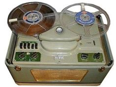 This was very high tech & expensive in the late 1960s. If one did not rewind at the end of the reel ... total confusion.