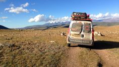 Mongol Rally: Getting Lost in Mongolia.