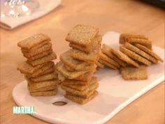 Best Gruyere And Hazelnut Crackers Recipe on Pinterest