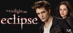 Edward Cullen (Robert Pattinson) & Bella Swan (Kristen Stewart) - The Twilight Saga: Eclipse