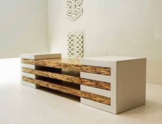 Modern Wood Furniture Inspiration Ideas Contemporary Bench In Concrete And Wood Combination Cubed Bench Custom Furniture, Contemporary Furniture, Cool Furniture, Modern Wooden Furniture, Furniture Stores, Contemporary Benches, Furniture Ideas, Luxury Furniture, Furniture Removal