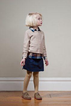 Girl's donahue skirt by Caramel Baby & Childbarnba