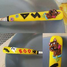 Scooby doo Polymerclay