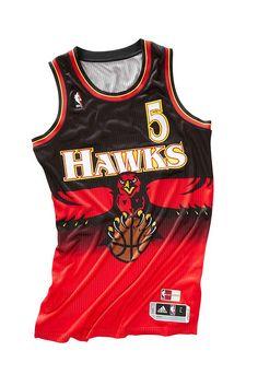 dcc14a36ed8 NBA Hardwood Classics - Atlanta Hawks.jpg. Nba Uniforms ...