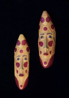 Shoe Sculptures by Gwen Murphy