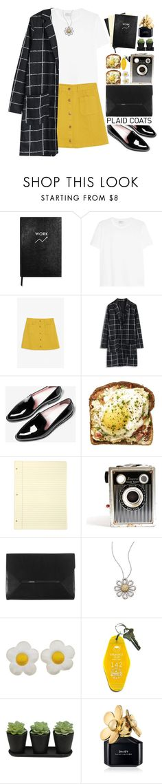 """11.41"" by mykatty091 ❤ liked on Polyvore featuring Sloane Stationery, Yves Saint Laurent, Monki, Chicwish, Coast, Roberto Coin, Three Potato Four, Marc Jacobs, skirt and polyvorecontest"