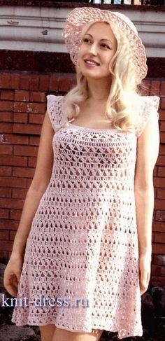 ~ ~ Crochet Style: crochet dresses