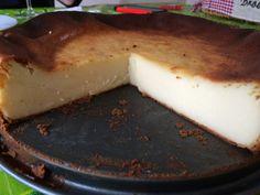 Baked cheesecake / Tarta de Queso al Horno (receta también en español)