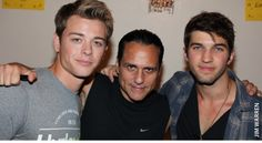 The Corinthos Men, they sure are good looking