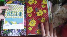 Private Junk Journal swap with Veronica Tucker!!!!