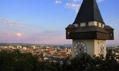 graz, austria.. the most beautiful, friendly place I've ever been.