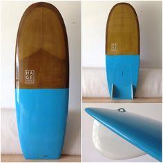 Mini Simmons - HAGE SURFBOARDS & DESIGNS