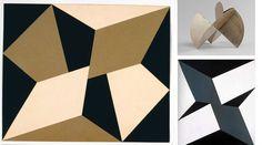 lydiaclark5 Illusion Kunst, Illusion Art, Geometric Quilt, Geometric Art, Lygia Clark Obras, Modern Art, Contemporary Art, Shape Art, Barn Quilts