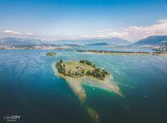 Insel Ufenau Zèrichsee Luftaufnahme Homeland, Alps, Road Trip, Wanderlust, Hiking, Adventure, Water, Travel, Outdoor