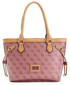 GUESS Handbag, Scandal Carryall - Tote Bags - Handbags & Accessories - Macy's