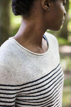 Breton sweater knitting pattern by Jared Flood on Ravelry.