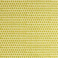 CR Laine Fabric: IkatDot Wasabi