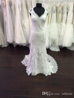 Vestido De Noiva De Renda Robe De Mariee New Designer Cap Sleeve Slim Lace Bridal Dress Real Photo Lace Mermaid Wedding Dress Mermaid Wedding Dress Body Type Mermaid Wedding Dress With Straps From Iathena, $131.94| Dhgate.Com